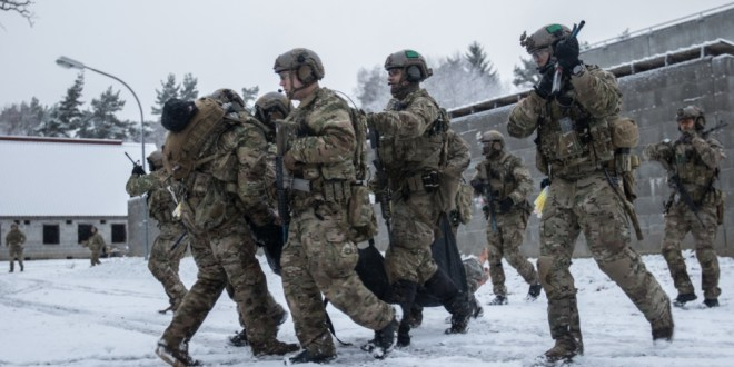 Army offering $25K reward in search for weapons stolen from Stuttgart arms room | Stars & Stripes
