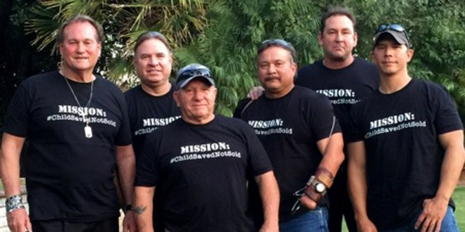 U.S. Navy Seals and Retired Police Join Forces to Rescue Human Trafficking Teen Victims | People