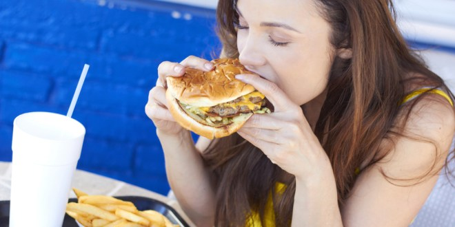 Fast food makes the immune system more aggressive in the long term   Science Daily