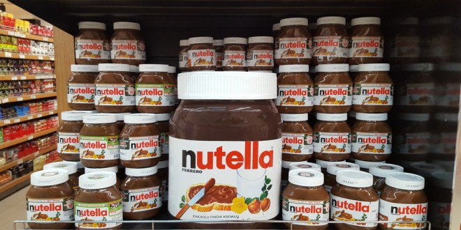 Nutella 'riots' spread across French supermarkets | BBC News