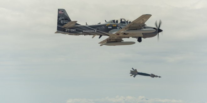 A light attack aircraft fleet: Could it change the fight or put lives at risk? | Air Force Times