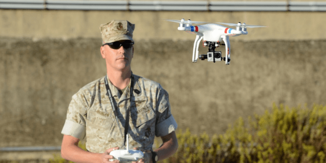 Marines pushing quadcopters and 'video game warfighting' for every squad | Marine Corps Times