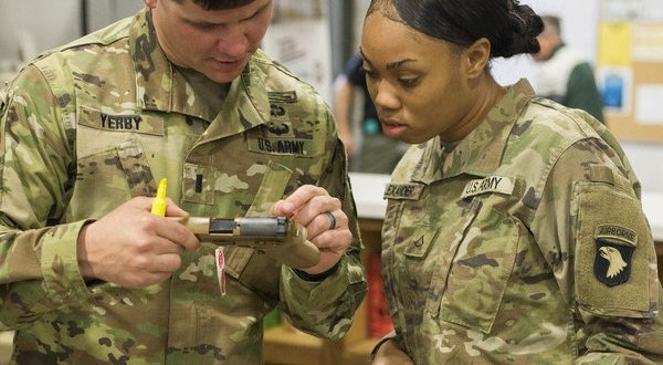 The Army is working to fix problems with its new handgun after critical DoD report | Army Times