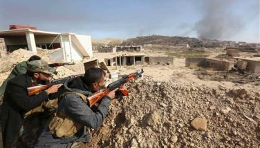 Syrian forces capture 2 members of Islamic State 'Beatles'   Military Times