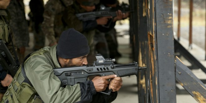 1st SFG (A) Trains with Indian Special Forces | DVIDS News
