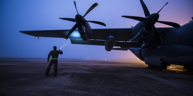Air Force responds to reports that its newest gunship is having problems with its big guns | Air Force Times