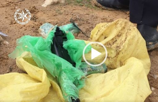 Watch: Special forces unit uncovers Bedouin drug smuggling ring | Israel National News