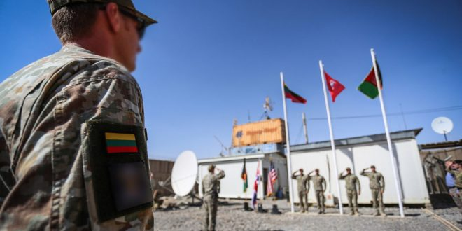 Lithuania to deploy special operations forces to Afghanistan in NATO train and assist role | The Defense Post