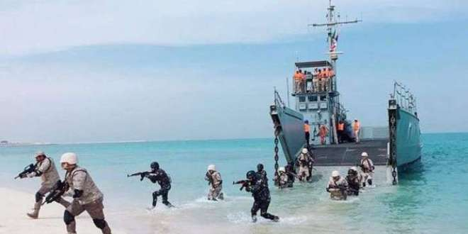Pak-Saudi Joint Naval Exercise 'AFFA AL SAHIL IV' Concludes | Urdu Point