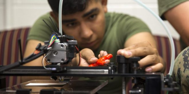Marines' Love Affair With 3D Printing: Small Is Cheap, & Beautiful | Breaking Defense