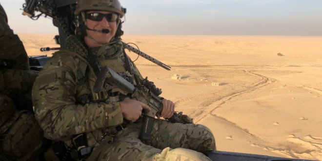 'He was golden': PJ killed in Iraq crash remembered as outdoorsman, loyal friend | Air Force Times