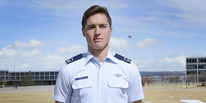 Air Force Academy cadet helps save downed pilot and suicidal man, in one week | Air Force Times