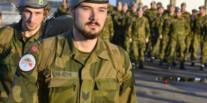 These are the rules NATO allies have about growing beards | We Are the Mighty
