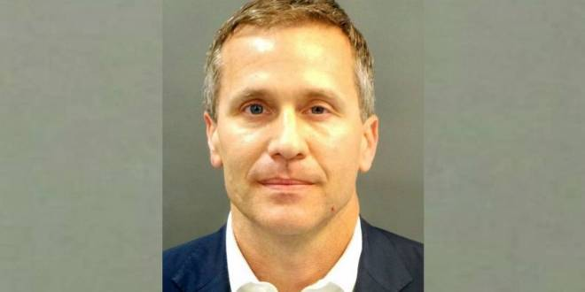 An affair, a photo and a felony charge: Missouri's governor is waging a campaign for political survival | The Washington Post