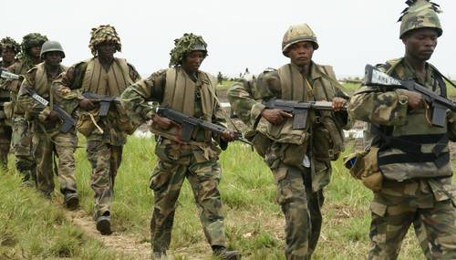 Nigerian Army Special Forces Arrest 12 Herdsmen In Benue | Naija News