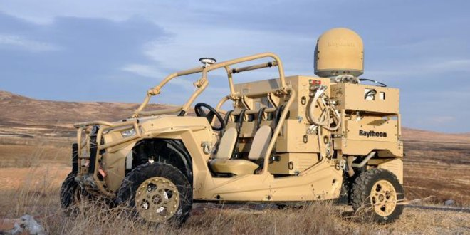 Need to destroy a bunch of drones? New technologies target them and take them out | Army Times