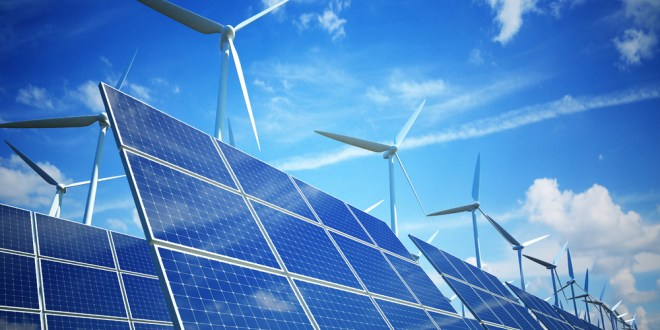 Wind and solar power could meet four-fifths of US electricity demand, study finds | Science Daily