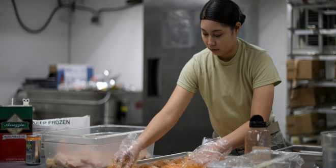 Air Force Nutritionists Develop Better Diet for Special Operators | U.S. Department of Defense