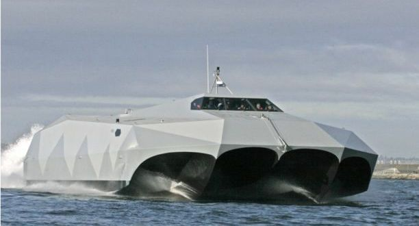 Futuristic, new Navy SEAL boat dubbed 'Batmobile' | Fox News