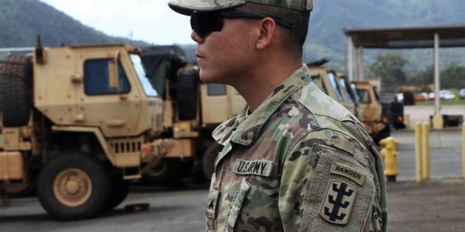 Face of Defense: Soldier Born in China Earns Army Ranger Tab | U.S. Department of Defense