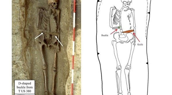 Not all knife hands are created equal: Archaeologists unearth ancient warrior who puts us all to shame | Military Times