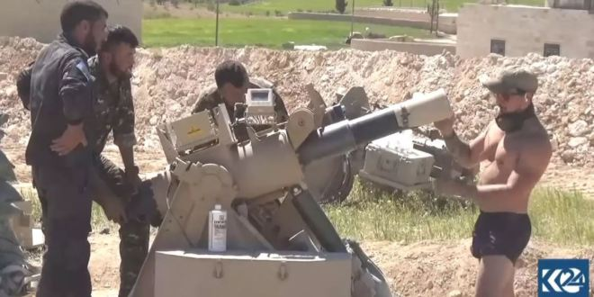 U.S. Special Operators in Syria Have Set Up Futuristic Computer-Assisted Mortar Turrets   The Drive