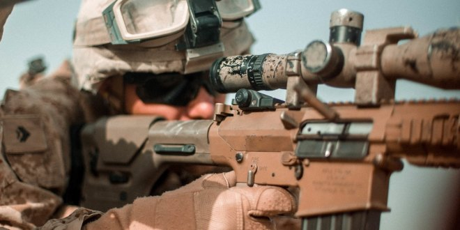 The Marines just switched their main sniper rifle ― look what's next | Marine Corps Times