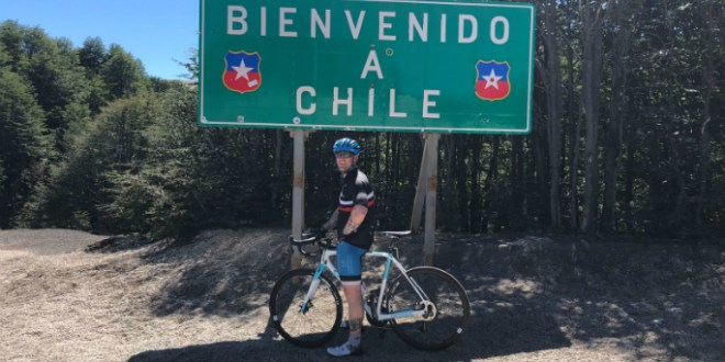 Special Forces soldier smashes record for cycling the length of South America | Guinness World Records