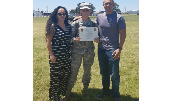They sought help when their Army dad deployed. Now they're barred from joining the military. | Military Times