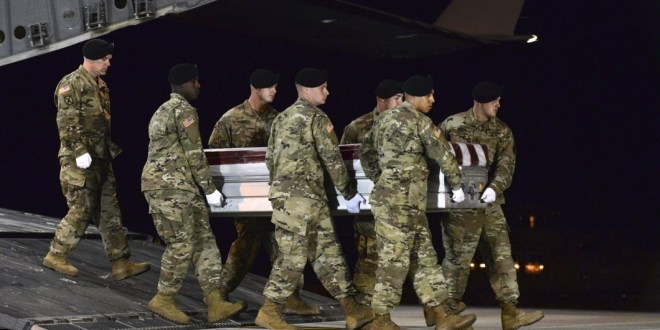 Pentagon completes probe into ambush deaths of 4 US soldiers in Niger | Washington Examiner