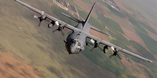 SOCOM boss: Adversaries are disabling Air Force gunships in Syria | Air Force Times