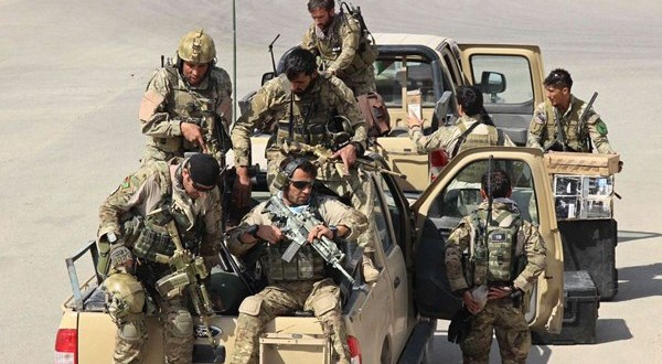 Taliban Commander among 4 Killed in Afghan Special Forces' Night Raid | Fars News Agency