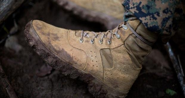 Marines to Test out Lighter Combat Boots at Boot Camp | Military.com