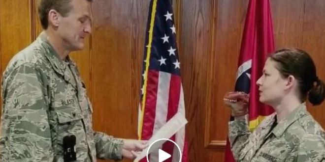 Colonel demoted, immediately retired from Air National Guard over dinosaur puppet video | Air Force Times