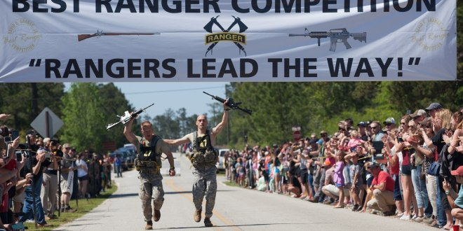 Best Ranger competition kicks off with first Coastie, Army Cyber teams | Army Times