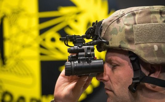 Army's new weapon: 'Enemy can't see we're targeting him until we pull the trigger' | USA Today