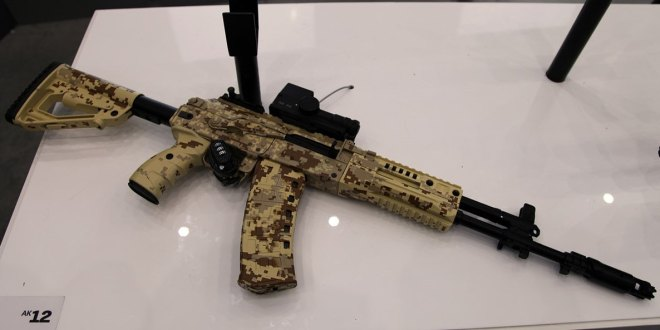 Hey, Marines. Russian grunts get new assault rifles, too. | Military Times