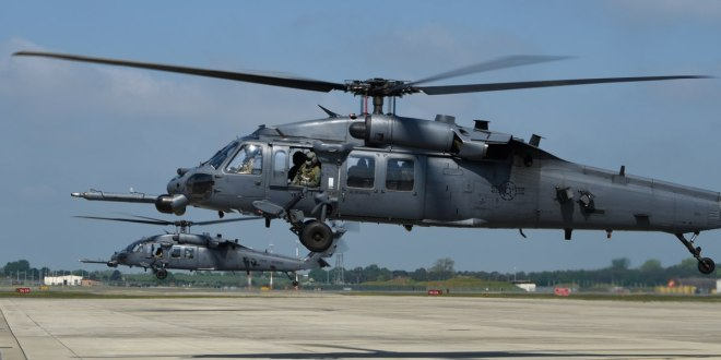 US Air Force rescue units move closer to Africa and Eastern Europe | Air Force Times