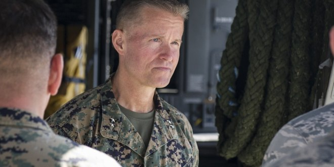 Raider commander to lead Marines operating in the Middle East | Marine Corps Times