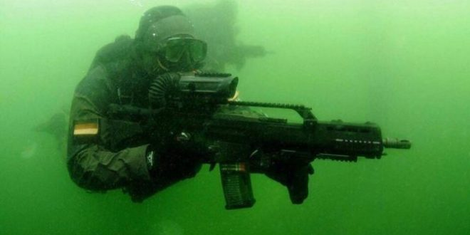 LITTLE MEN IN BLACK: THE FROGMAN THREAT IN MARITIME HYBRID WARFARE | CIMSEC