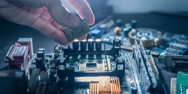 'National defense believes in you': French fund makes its first investment in chip maker | Defense News