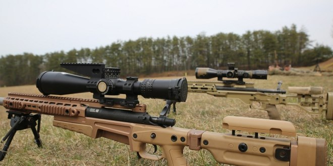 This is the scope chosen for the newest Marine Corps sniper rifle | Marine Corps Times