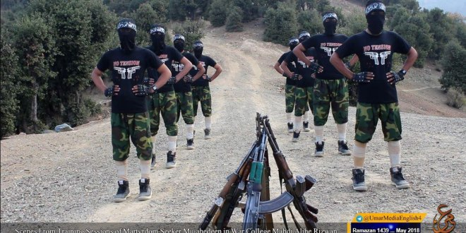 Check out the Taliban's new punk rock uniforms | Military Times