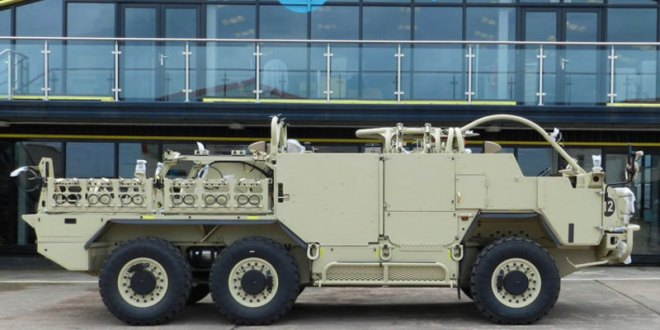 Supacat delivers first HMT Extenda vehicle to Norwegian Armed Forces | Army Technology