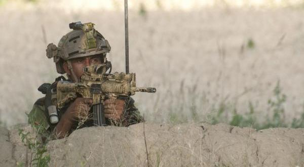 Green Berets and Afghan commandos announce capture of ISIS stronghold | Stars & Stripes