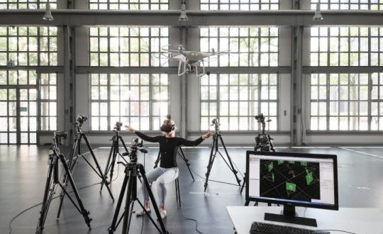 Forget joysticks, use your torso to pilot drones | Science Daily