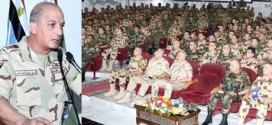 Egypt's new defence minister meets with army special forces for first time | Ahram Online