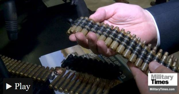 The Army's next machine gun could fire caseless ammo — and one of these companies might build it | Army Times