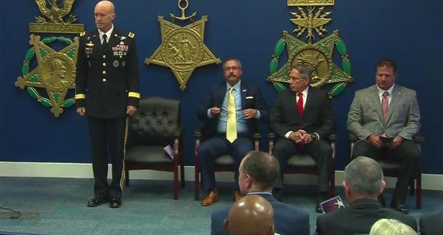 Three DoD Contractors Get Highest Civilian Valor Award for Afghan Actions | Military