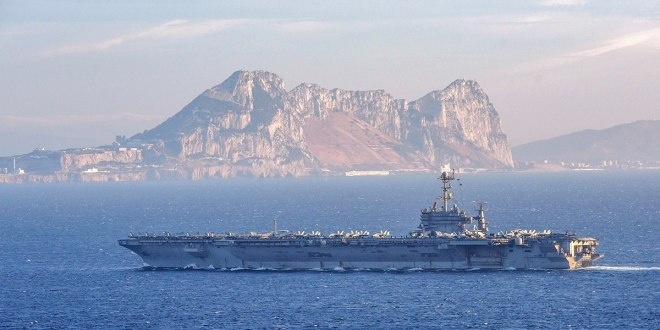 Navy's top officer warns of increased Russian and Chinese activity in the Atlantic Ocean | Navy Times